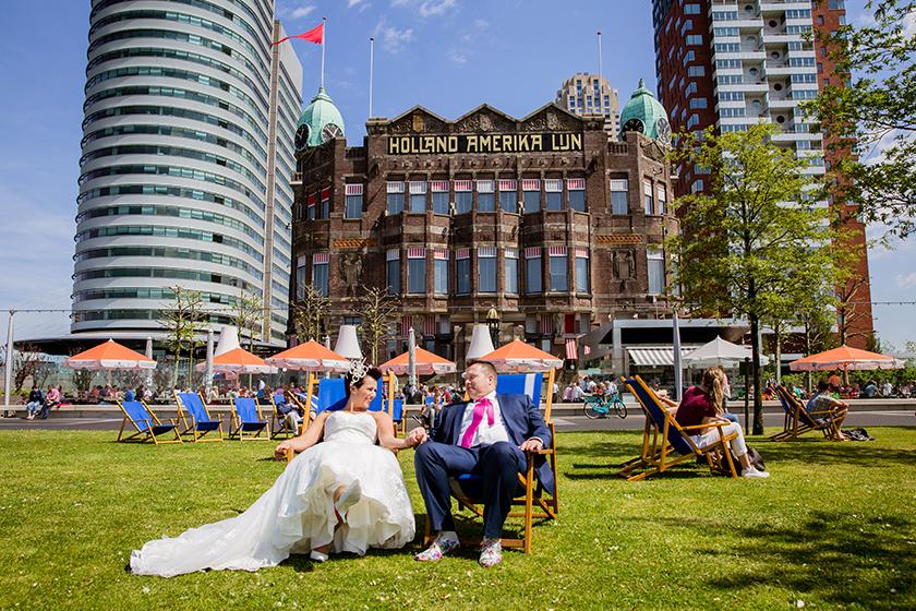 Bruidsfotografie Rotterdam: