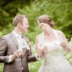 Bruidsreportage Kralingse Bos