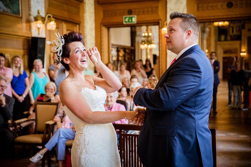 Bruidsfotograaf - Op zoek naar prachtige bruidsfotografie? Neem dan contact op met bruidsfotograaf RiCon Fotografie