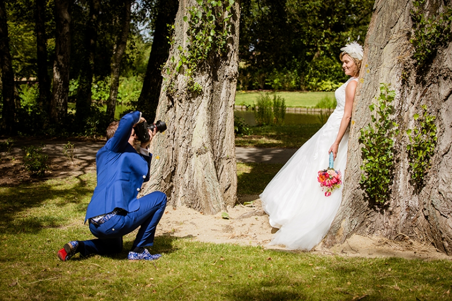 Bruidsreportage Vlaardingen