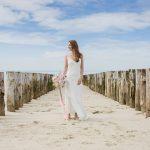 Bruidsfotografie Beach